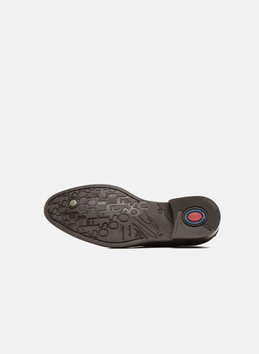 Chaussures à lacets Fluchos Heracles 8410 Marron vue haut