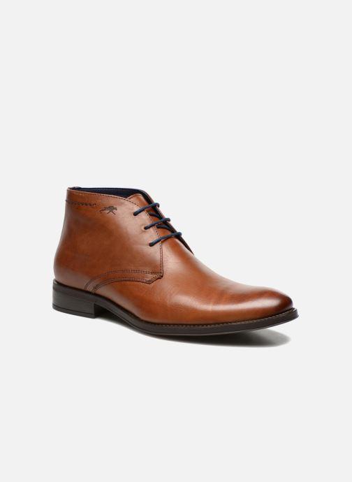 Zapatos con cordones Fluchos Heracles 8415 Marrón vista de detalle / par