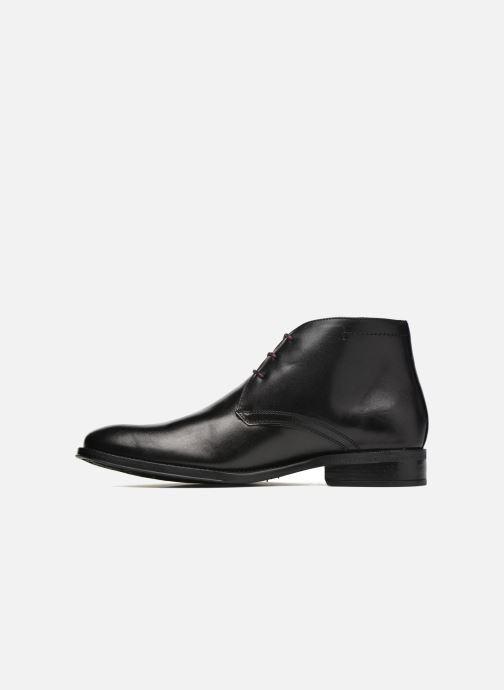 Chaussures à lacets Fluchos Heracles 8415 Noir vue face