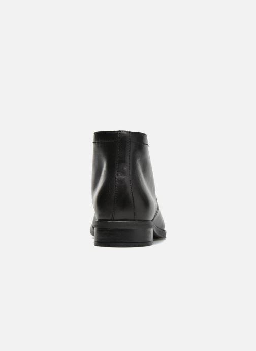 Chaussures à lacets Fluchos Heracles 8415 Noir vue droite