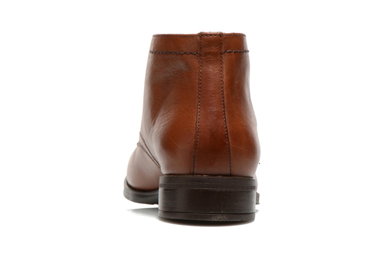 Chaussures à lacets Fluchos Heracles 8415 Marron vue droite