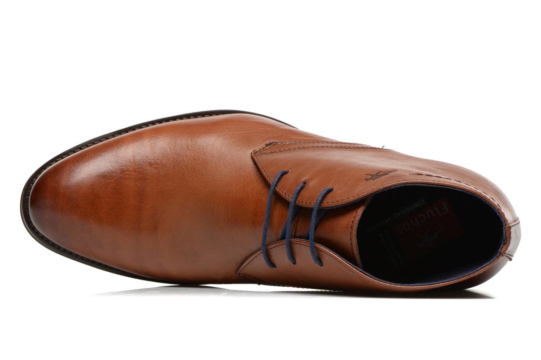 Chaussures à lacets Fluchos Heracles 8415 Marron vue gauche