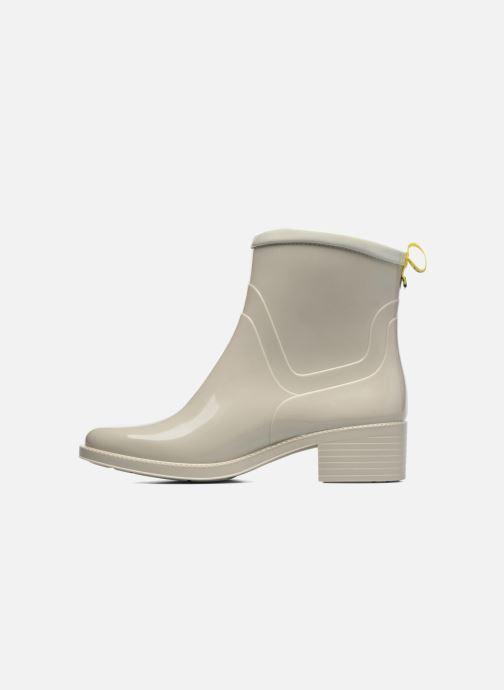 Bottines et boots Lemon Jelly Iara Beige vue face
