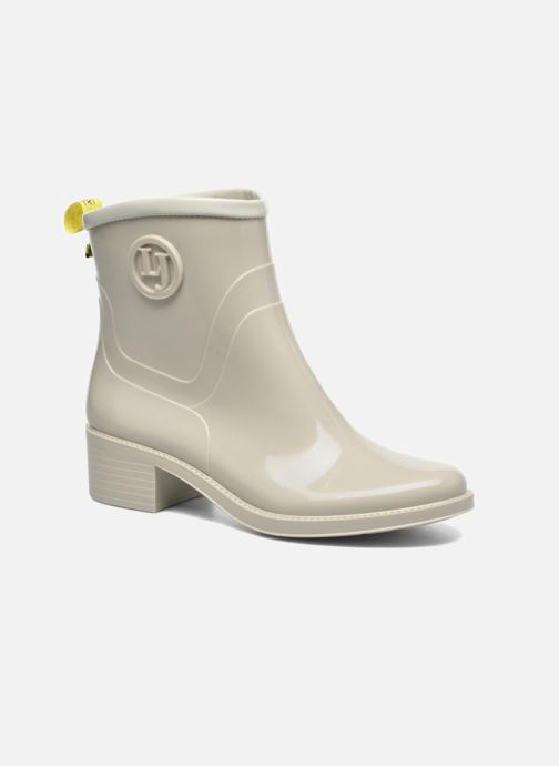 Bottines et boots Lemon Jelly Iara Beige vue détail/paire