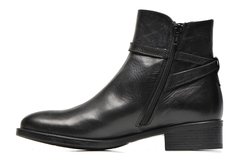 Bottines et boots Elizabeth Stuart Fez 294 Noir vue face