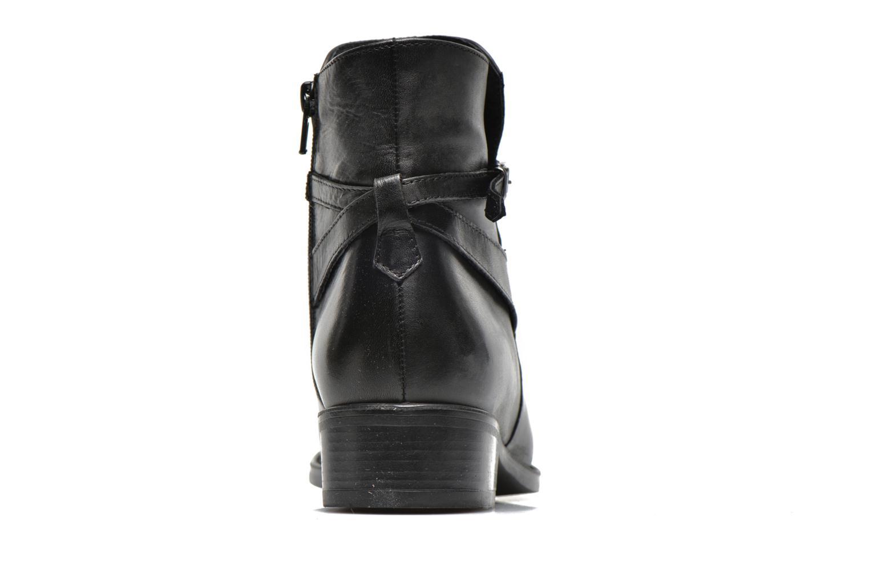 Bottines et boots Elizabeth Stuart Fez 294 Noir vue droite