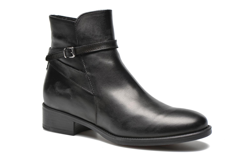 Bottines et boots Elizabeth Stuart Fez 294 Noir vue détail/paire