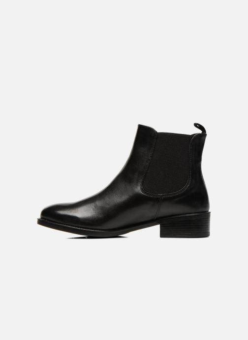 Ankle boots Elizabeth Stuart Ferry 294 Black front view