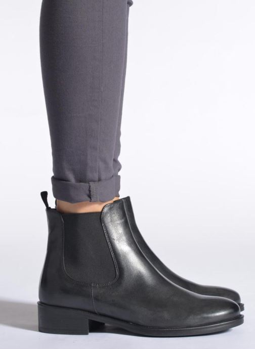 Ankle boots Elizabeth Stuart Ferry 294 Brown view from underneath / model view