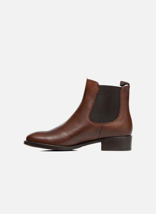 Ankle boots Elizabeth Stuart Ferry 294 Brown front view