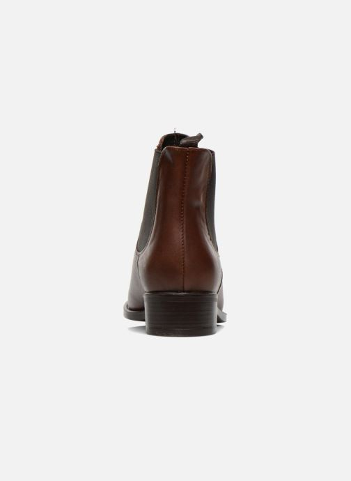 Ankle boots Elizabeth Stuart Ferry 294 Brown view from the right