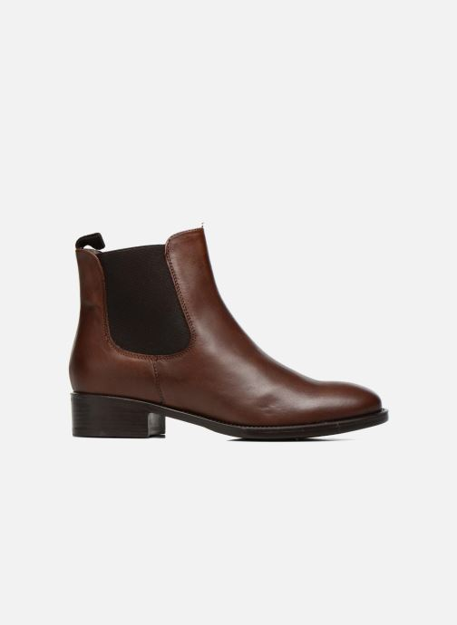 Ankle boots Elizabeth Stuart Ferry 294 Brown back view