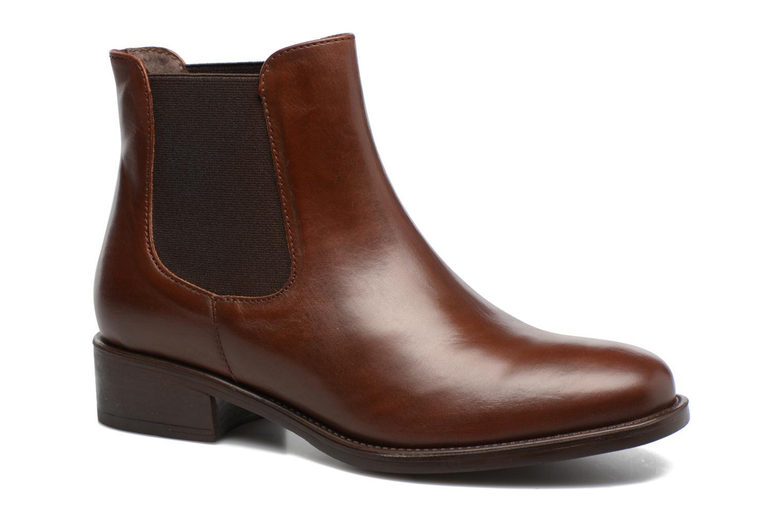 Bottines et boots Elizabeth Stuart Ferry 294 Marron vue détail/paire