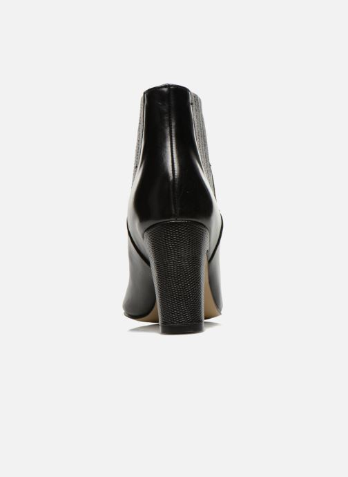 Ankle boots Elizabeth Stuart Ginny 906 Black view from the right