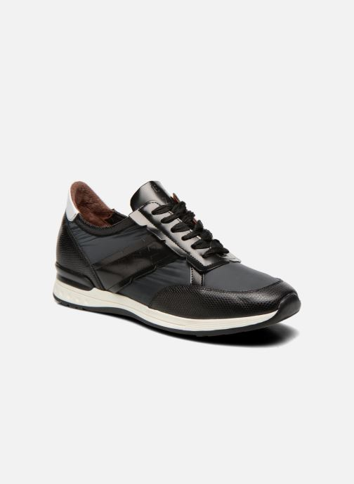 Sneakers Elizabeth Stuart Gap 963 Zwart detail
