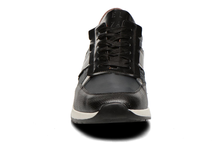 Baskets Elizabeth Stuart Gap 963 Noir vue portées chaussures