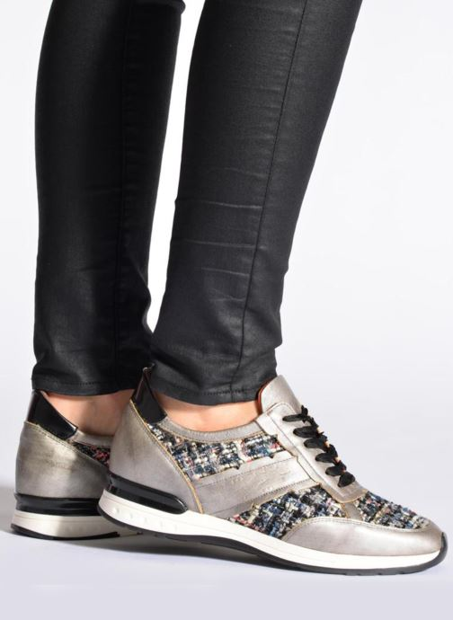 Sneaker Elizabeth Stuart Gap 954 mehrfarbig ansicht von unten / tasche getragen