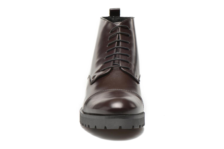 Chaussures à lacets Elizabeth Stuart Sixty 298 Bordeaux vue portées chaussures