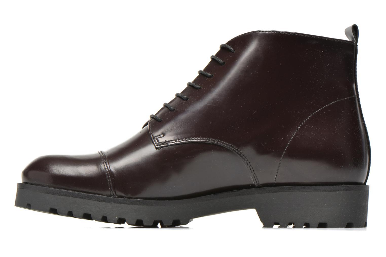 Chaussures à lacets Elizabeth Stuart Sixty 298 Bordeaux vue face