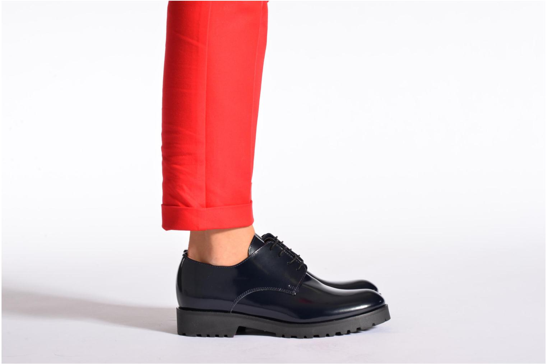 Zapatos con cordones Elizabeth Stuart Simona 298 Azul vista de abajo