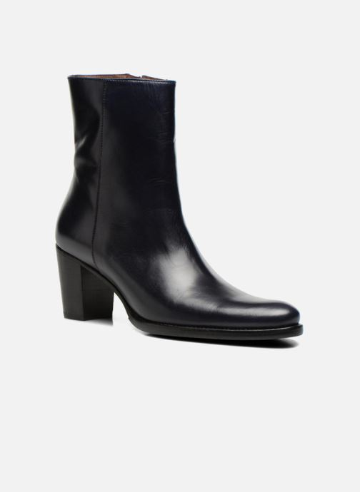 Ankle boots Muratti Venicia Blue detailed view/ Pair view