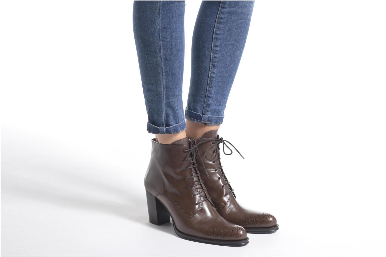 Bottines et boots Muratti Charlotte Marron vue bas / vue portée sac