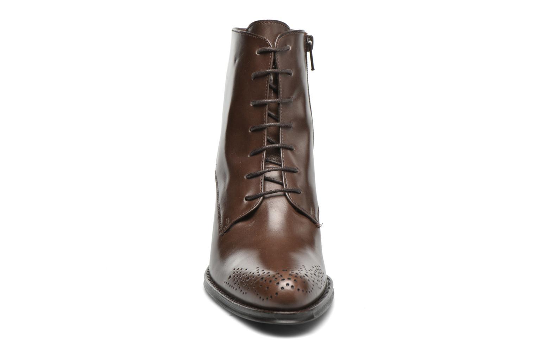 Bottines et boots Muratti Charlotte Marron vue portées chaussures