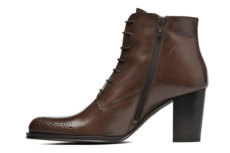 Bottines et boots Muratti Charlotte Marron vue face