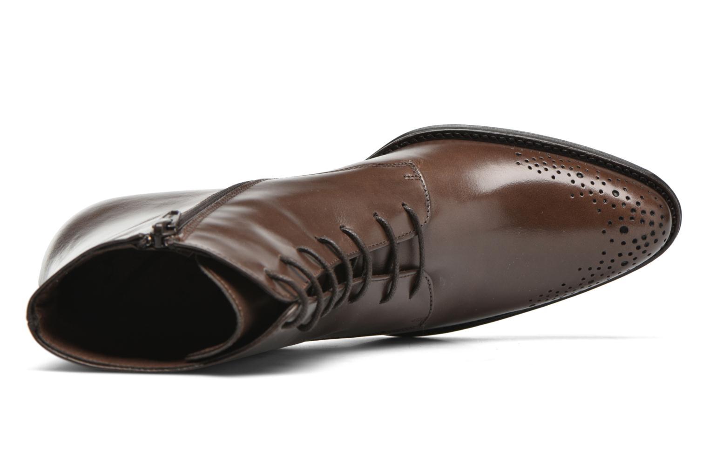 Bottines et boots Muratti Charlotte Marron vue gauche