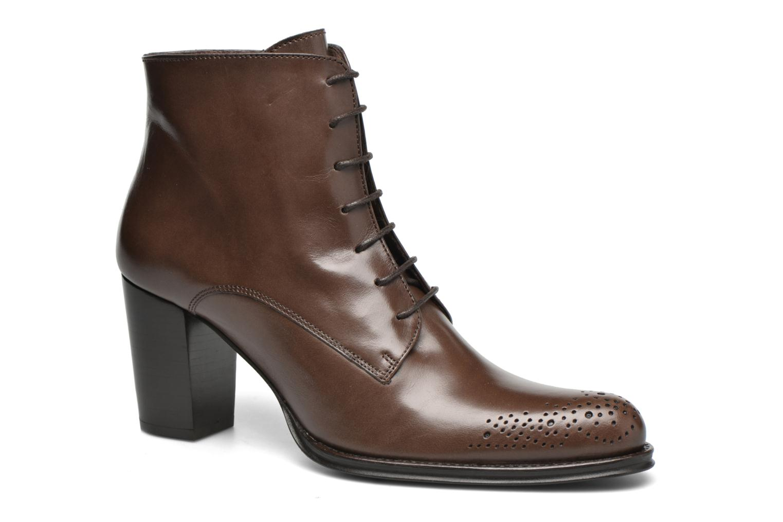 Bottines et boots Muratti Charlotte Marron vue détail/paire