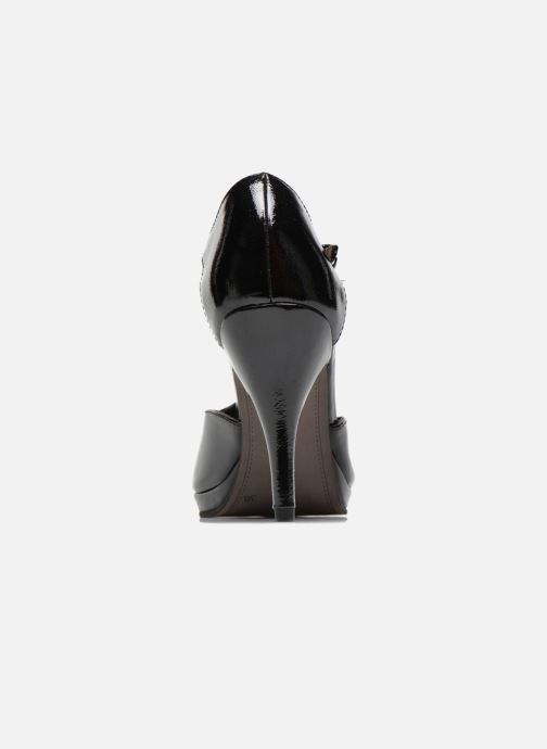 High heels Tamaris Charlista 2 Black view from the right