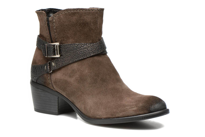Bottines et boots Tamaris Bytuaze 2 Marron vue détail/paire