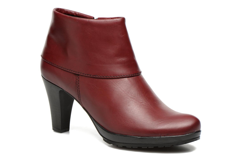 Boots 2 228894 Et Tamaris Chez Sarenza Bottines Vermonti bordeaux RnBOqxOXg