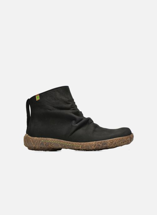 Ankle boots El Naturalista Nido Ella N755 Black back view