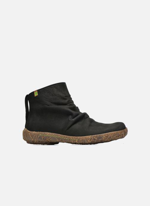 Boots en enkellaarsjes El Naturalista Nido Ella N755 Zwart achterkant