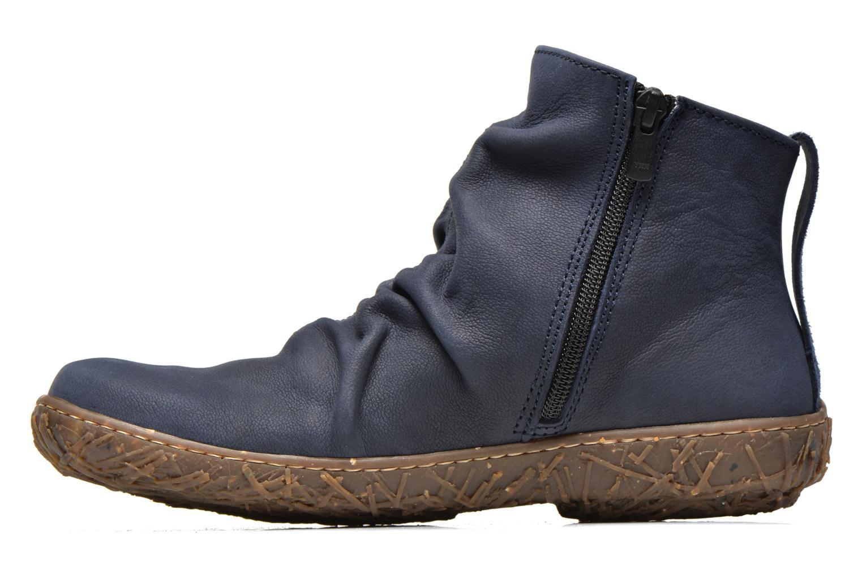 Bottines et boots El Naturalista Nido Ella N755 Bleu vue face