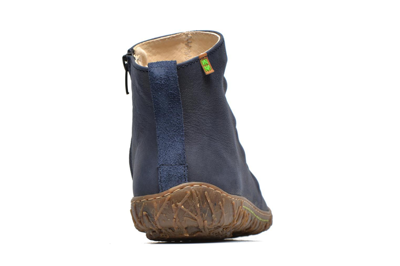 Bottines et boots El Naturalista Nido Ella N755 Bleu vue droite