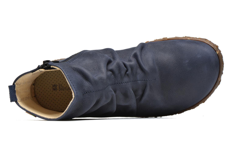 Bottines et boots El Naturalista Nido Ella N755 Bleu vue gauche