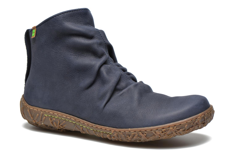 Bottines et boots El Naturalista Nido Ella N755 Bleu vue détail/paire