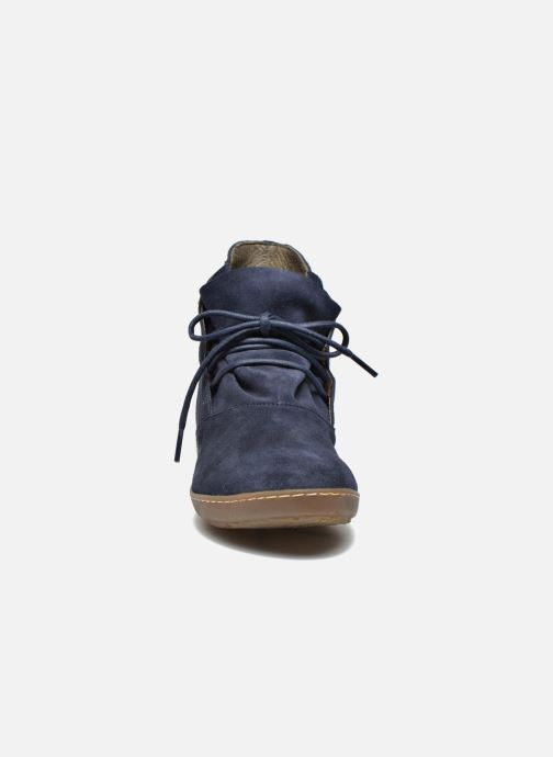 Ankle boots El Naturalista Bee ND82 Blue model view
