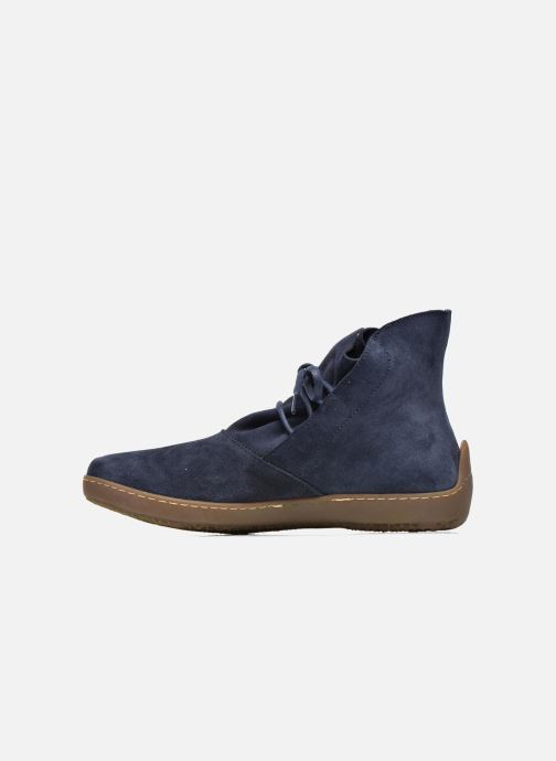 Ankle boots El Naturalista Bee ND82 Blue front view
