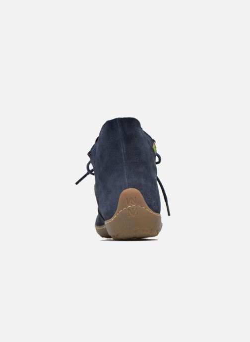 Ankle boots El Naturalista Bee ND82 Blue view from the right