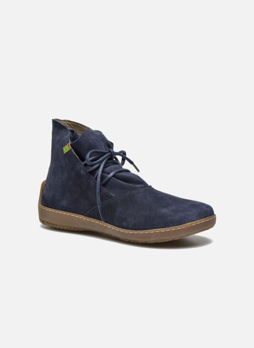 Ankle boots El Naturalista Bee ND82 Blue detailed view/ Pair view