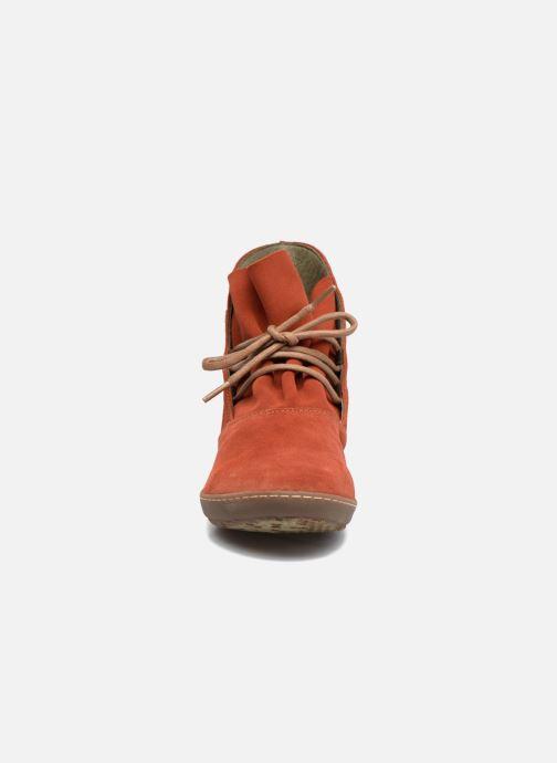 Bottines et boots El Naturalista Bee ND82 Rouge vue portées chaussures