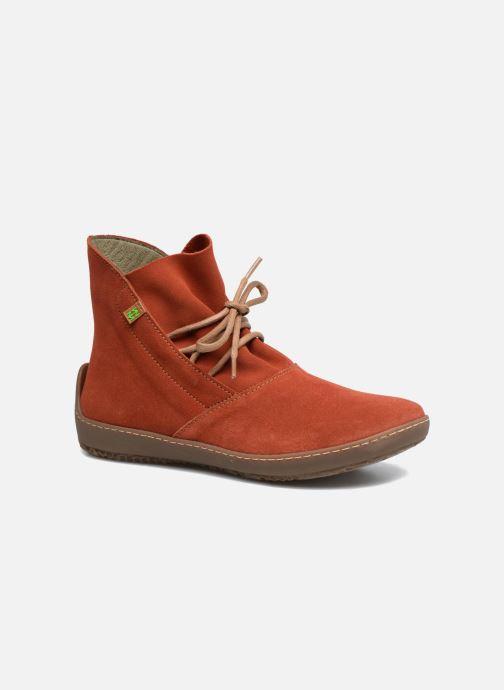 Bottines et boots El Naturalista Bee ND82 Rouge vue détail/paire