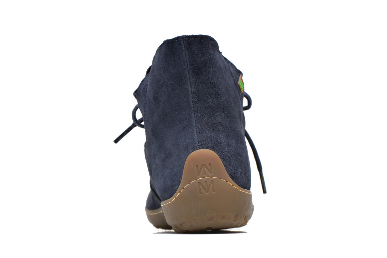Bottines et boots El Naturalista Bee ND82 Bleu vue droite