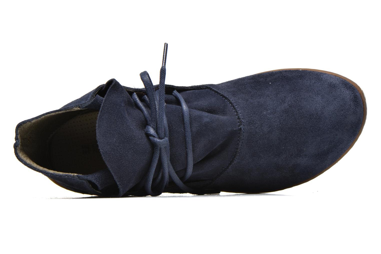 Bottines et boots El Naturalista Bee ND82 Bleu vue gauche