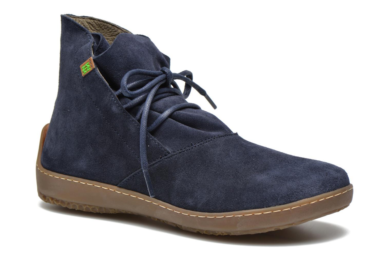 Bottines et boots El Naturalista Bee ND82 Bleu vue détail/paire
