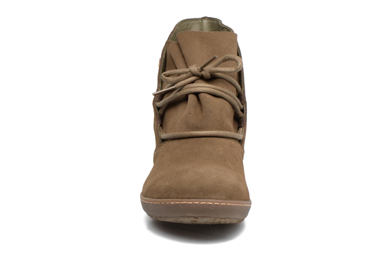 Bottines et boots El Naturalista Bee ND82 Vert vue portées chaussures
