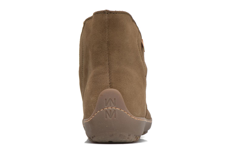 Bottines et boots El Naturalista Bee ND82 Vert vue droite
